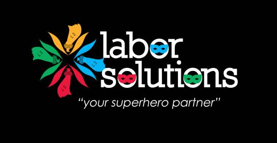 Labor Solutions your superhero partner
